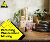 Reduce Waste while Moving with Sydney Removalists